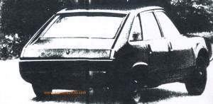 première photo du prototype de la R30
