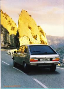 catalogue renault 20 1983 p11
